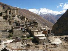 Nar Phu Valley, Nepal