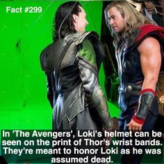 Marvel Facts on Instagram