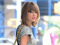 Taylor Swift - Bob's the word: this summer's hottest hairstyle - MSN Her UK