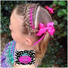 Fashion, Girls Hairdos, Moda, Fashion Styles, Fashion Illustrations