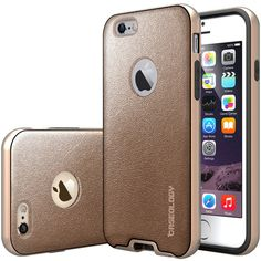 Caseology® iPhone 6 case [Envoy Series] [Copper Gold]