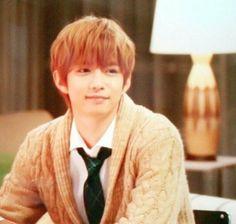 Yudai Chiba as Takumi Shirakawa in Kurosaki-Kun no linari ni Nante Naranai