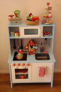 Toy Kitchen Set for Boys . toy Kitchen Set for Boys . Ikea Play Kitchen is the Best because It Has An Adjustable Kids Wooden Kitchen, Ikea Kids Kitchen, Kitchen Sets For Kids, Toddler Kitchen, Play Kitchen Sets, Play Kitchens, Diy Kitchen, Kitchen Storage, Ikea Storage