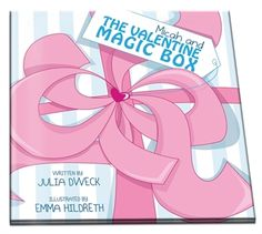 The Valentine Magic Box Book for Kids at Frecklebox