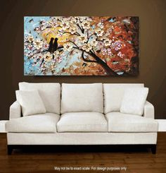 PAINTING abstract painting Landscape painting by jolinaanthony