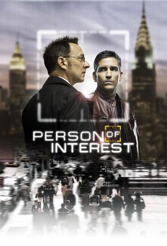 Person of Interest I love them SO MUCH