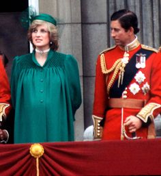 Prince Charles and Princess Diana - At age 20 (1982) was expecting Prince William