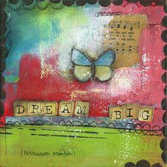 Dream Big- KRR