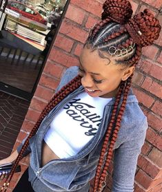 The number styles you can create with cornrows are limitless! Read on our cornrows guide with conrow hairstyles inspiration and different looks you can create. Short Box Braids Hairstyles, Mixed Girl Hairstyles, Braids Hairstyles Pictures, Braided Ponytail Hairstyles, Braided Hairstyles For Black Women, African Braids Hairstyles, Down Hairstyles, Braids Blonde, Braids For Black Hair