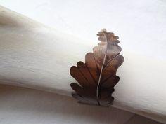 Oak leaf cuff.