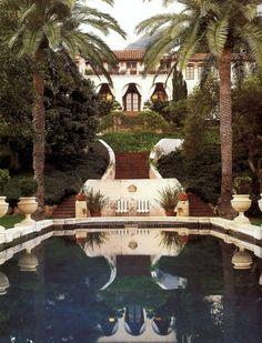 La Quinta - Montecito - Diandra Douglas Residence    SANTA BARBARA BOUND   Mark D. Sikes: Chic People, Glamorous Places, Stylish Things