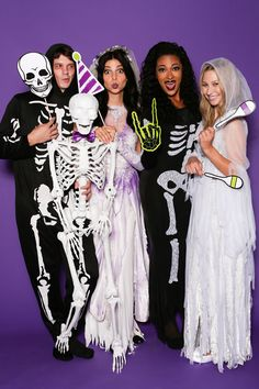 A photo booth is always fun — especially at a Halloween party so guests can show off their costumes. To create your own custom photo booth backdrop, hang a solid-colored piece of paper against an empty wall, then download these free printable photo props and get guests ready to strike a pose. Brought to you by Evite in partnership with NABISCO #ad #GhostessParty
