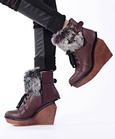 Cute shoes for the winter!