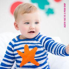 Colección de tricot pensada especialmente para los recién nacidos #AgathaBaby