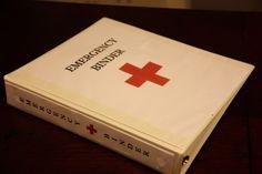 Emergency Binder Checklist