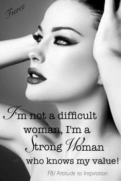 Strong Woman...£
