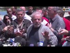 Vídeos: enquanto Lula foi vaiado ao votar, Sérgio Moro foi aplaudido