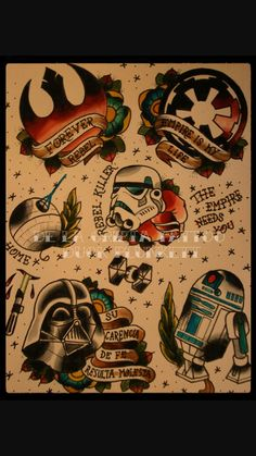 New traditional star wars