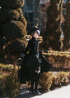 Ciel Cosplay, Anime Cosplay Makeup, Haikyuu Cosplay, Cosplay Dress, Black Butler Comics, Black Butler Anime, Ciel Phantomhive Cosplay, Black Butler Cosplay, Black Buttler