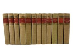 Vintage Book Collection of Classic Works by BreadnButterAntiques, $699.00