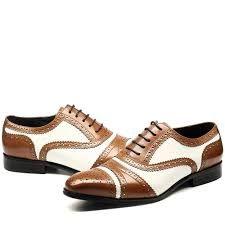 white and tan leather oxford type shoes for men - Google Search Adidas Samba, Tan Leather, Men's Shoes, Adidas Sneakers, Oxford, Type, Google Search, Fashion, Moda