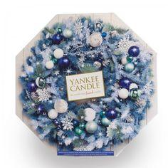 Yankee Candle Christmas Advent Calendar 2015 Blue