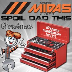 Spoil dad this Christmas