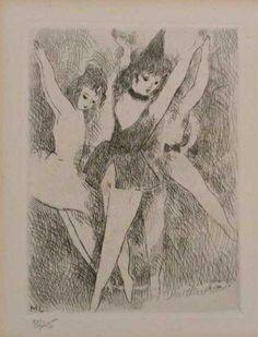 Marie Laurencin, Clair De Lune