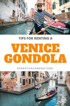 Are Venice gondola rides worth the price? Find out how to rent a gondola in Venice, Italy! #Italy #Venice #Gondola #Europe #City #Travel