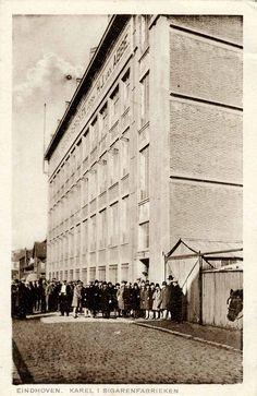 Karel I sigarenfabrieken Eindhoven