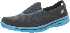 Skechers Women's Go Walk 2-Illumination Fashion Sneaker
