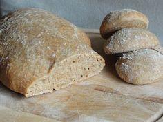 Vegagyerek: A legtutibb teljes kiőrlésű kenyér és zsemle!:) Vegan Vegetarian, Paleo, Snacks Für Party, Low Carb Recipes, Bakery, Food And Drink, Bread, Dishes, Cooking