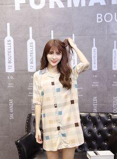 2017 summer new cotton dress women short sleeve thin section of the sleeping dress sweet lovely lattice sleep dress female