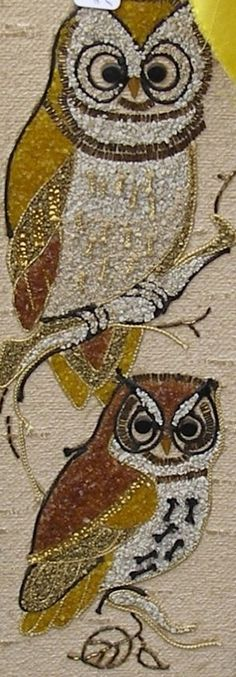 Vintage owl embroidery    180636635024137375_lqnpatrg_f_large
