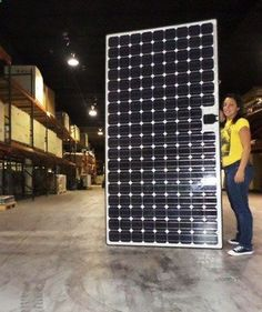 Solar Panels at Worlds Lowest Price, as low as $0.34/watt