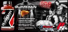 ► Prodotto Novità Guardian, l'integratore a sostegno del fegato nei suoi importantissimi processi. Disponibile sullo store di Muscle Nutrition naturalmente al prezzo più basso. Info prodotto->http://goo.gl/CnvyUw