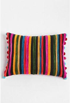 LOVE Put the spring back into your home #accessorize #colored pillows http://jacarandaliving.com/blog/7-tips-to-put-the-spring-into-your-home/