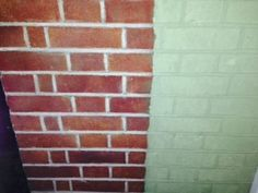 Paint Stripper - How To Remove Old Paint from Bricks and Brickwork House Cleaning Tips, Deep Cleaning, Spring Cleaning, Cleaning Hacks, Hardwood Floor Cleaner, Paint Stripper, Homemade Toilet Cleaner, Clean Baking Pans, Cleaning Painted Walls
