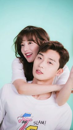 Fight My Way: Kim Ji Won says Park Seo Joon made her heart flutter for real Korean Actresses, Korean Actors, Actors & Actresses, Korean Dramas, Fight My Way Kdrama, My Shy Boss, K Drama, Photoshoot Bts, Park Seo Joon