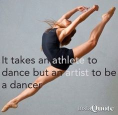 quotes about people who quit ballet - Google Search