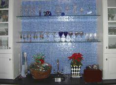 #Backsplash #Bar #Kitchen by www.rontimpanaro.com
