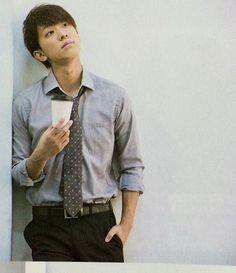 Asian Celebrities, Hot Guys, Hipster, Shirt Dress, Boys, Mens Tops, Idol, Cute Guys, Girls