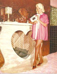 Jayne Mansfield house