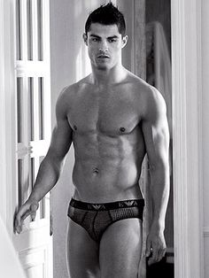 Cristiano Ronaldo the only reason to give a ish about Soccer.