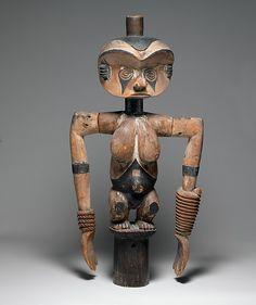 Marionette: Female | Ibibio peoples | The Met