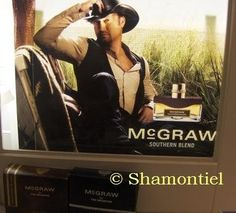 Tim McGraw's Southern Blend and McGraw by Tim McGraw colognes a masculine mix