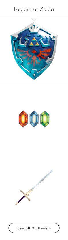 """""""Legend of Zelda"""" by nerdgirl-einstine on Polyvore featuring legend of zelda, accessories, zelda, the legend of zelda, backgrounds, loz, weapons, nintendo 3ds, nintendo 3ds games and costumes"""
