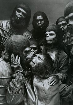 Planet of the Apes.