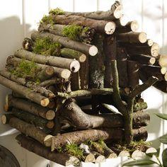 Je fabrique une cage à oiseaux - Aménager son jardin : plein d'idées créatives - Prima.fr