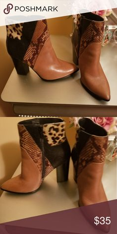 fc52852dd245ed Ankle Boots Aldo leather ankle boots size 7 1 2 -8 Aldo Shoes Ankle
